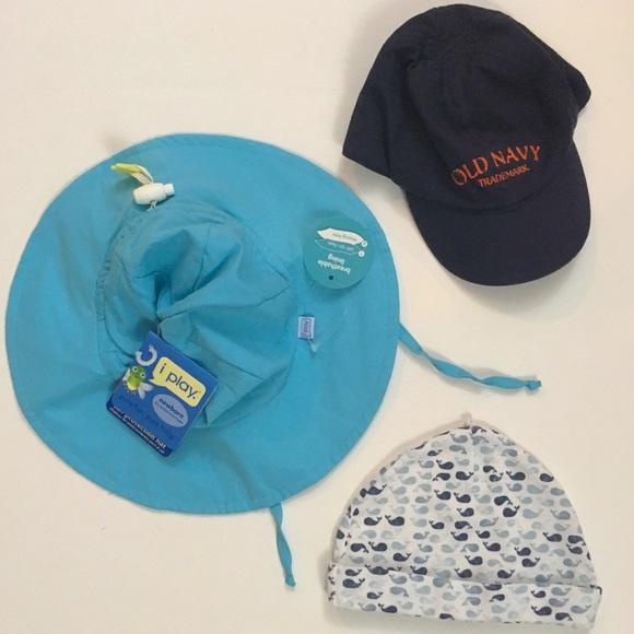 Baby Boy Hats Bundle (3) 🆕 330fafa9bae